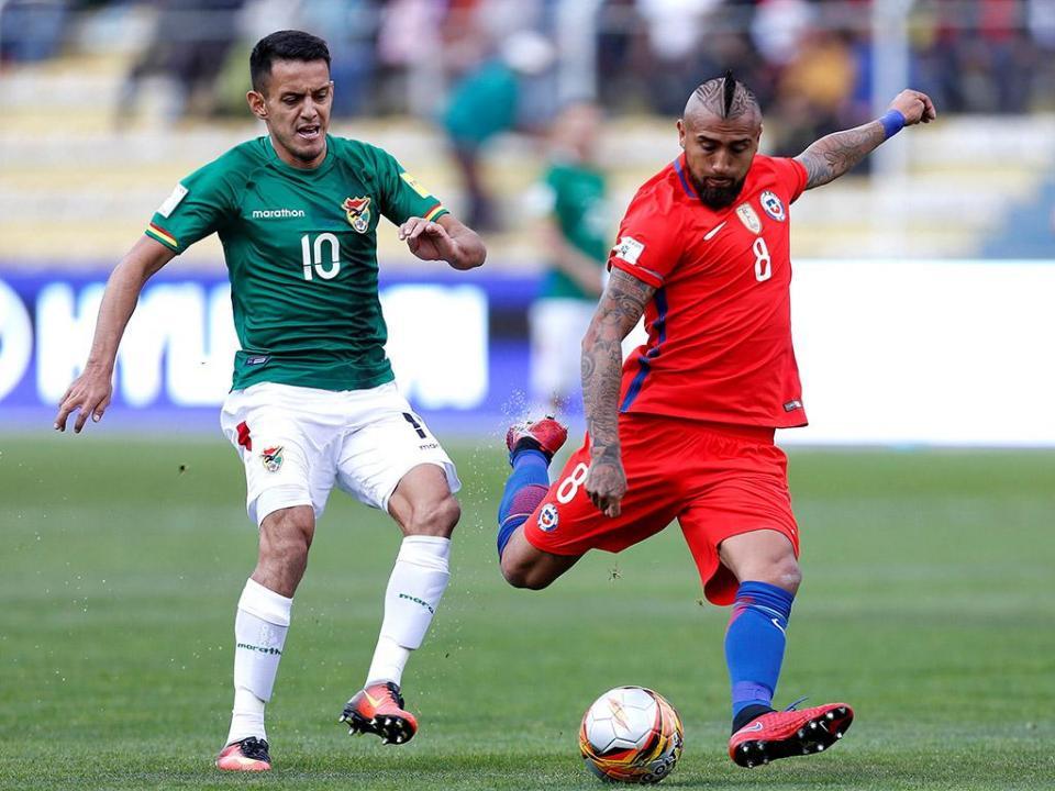 Vidal esclarece: «Nada tenho no joelho»