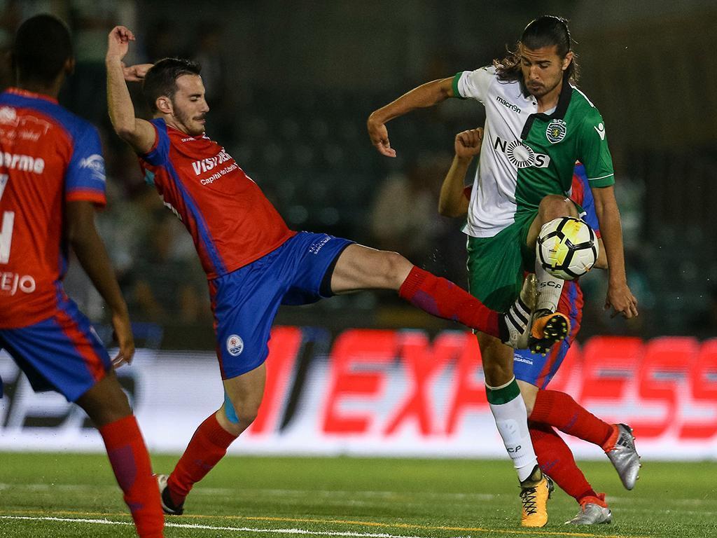 TP: ARC Oleiros-Sporting, 2-4 (resultado final)