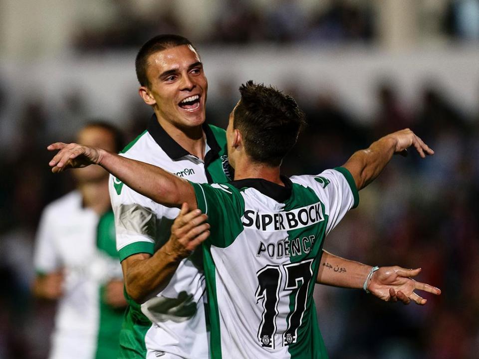 Oleiros-Sporting, 2-4: confira aqui o resumo do jogo (VÍDEO)