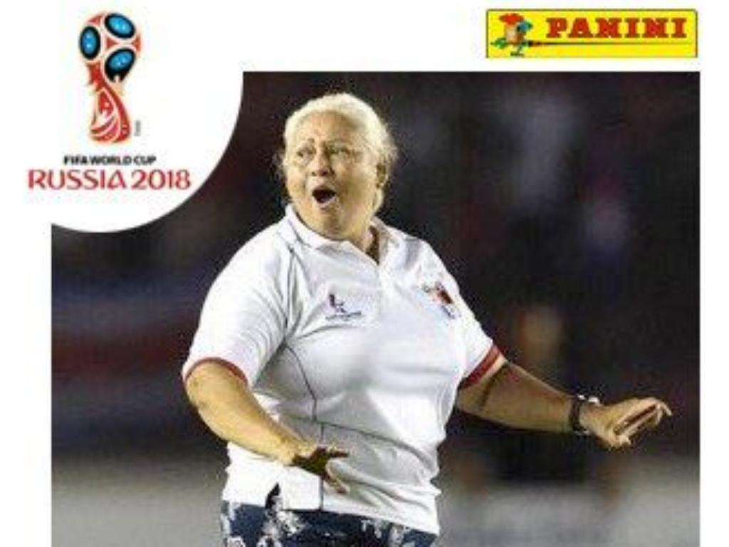 VÍDEO: mulher entra em campo e desmaia para Panamá ir ao Mundial