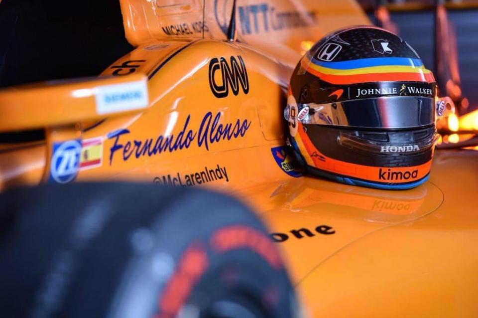 """Alonso e a Indy 500: """"Sinto falta de estar lá"""""""