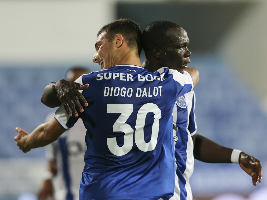 Diogo Dalot: «O dia com que sempre sonhei»
