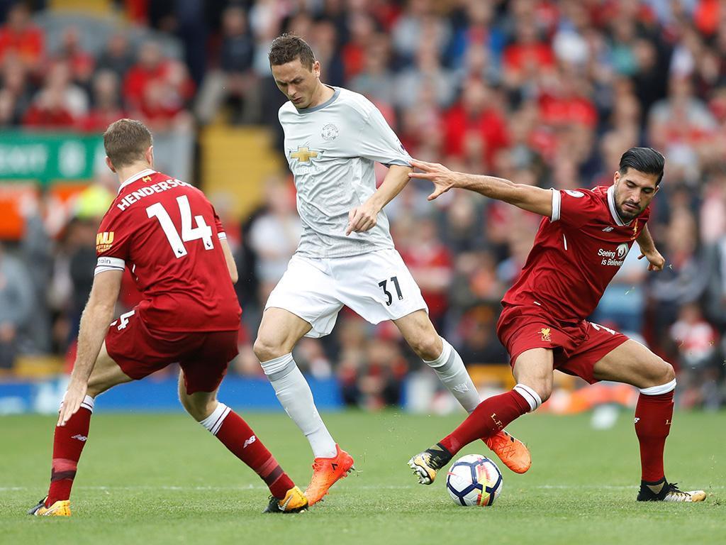 Rashford dá vitória ao United sobre o Liverpool