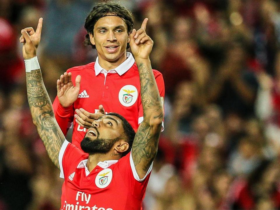 Gabigol: «Benfica é um dos maiores, se não o maior clube de Portugal»