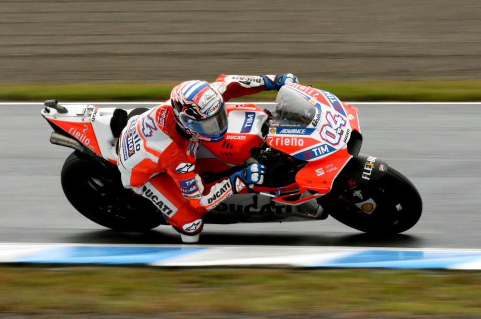 MotoGP: de dia ou de noite, Dovizioso manda em Losail
