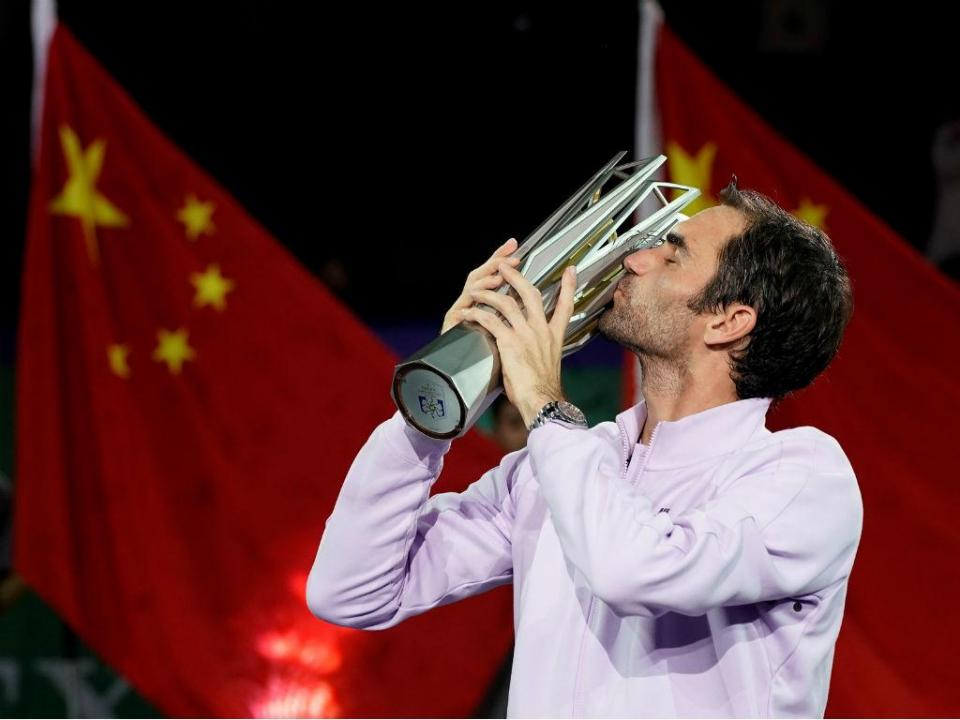 Ranking ATP: Federer corta distância para Nadal
