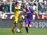Fiorentina-Udinese (Lusa)