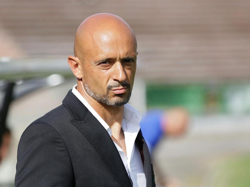 Miguel Cardoso e o Benfica: «Não arriscar é o mais arriscado»