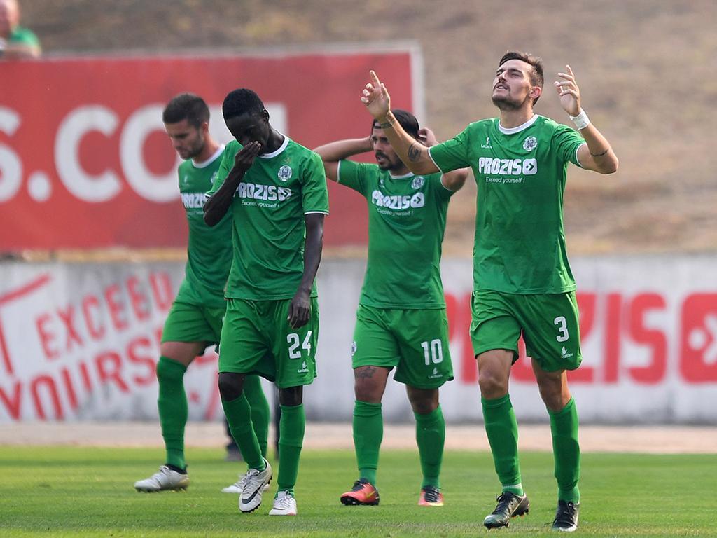 Cada jogador do Vilaverdense recebe 435 euros se vencer o Sporting