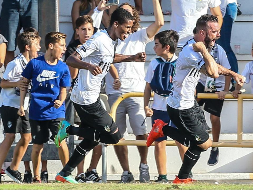 Campeonato Portugal: Felgueiras-Farense no play-off