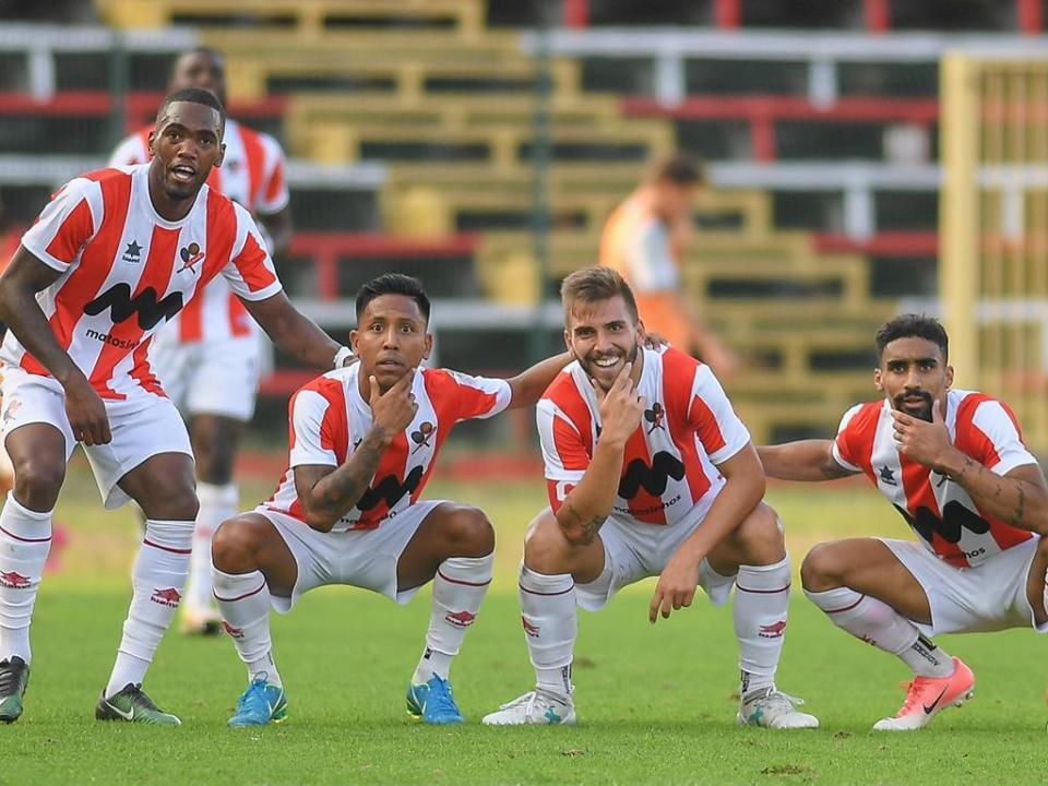 II Liga: Nacional recupera duas vezes e empata no Mar