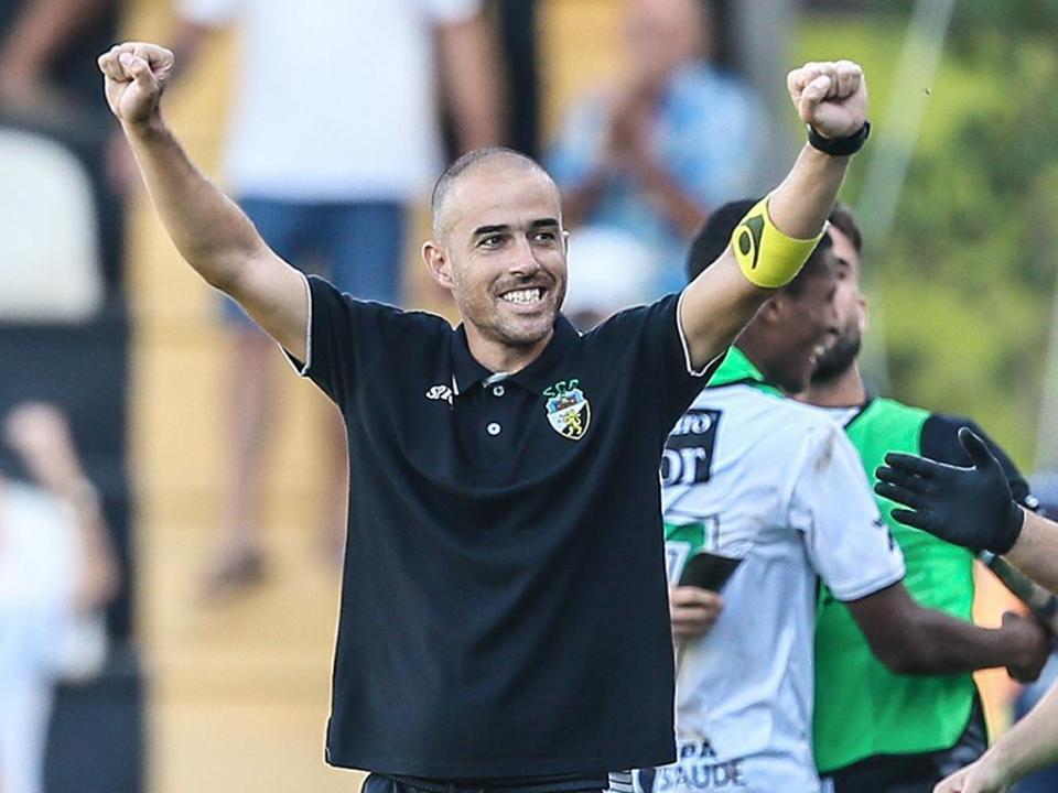 Rui Duarte: «O resultado é injusto»