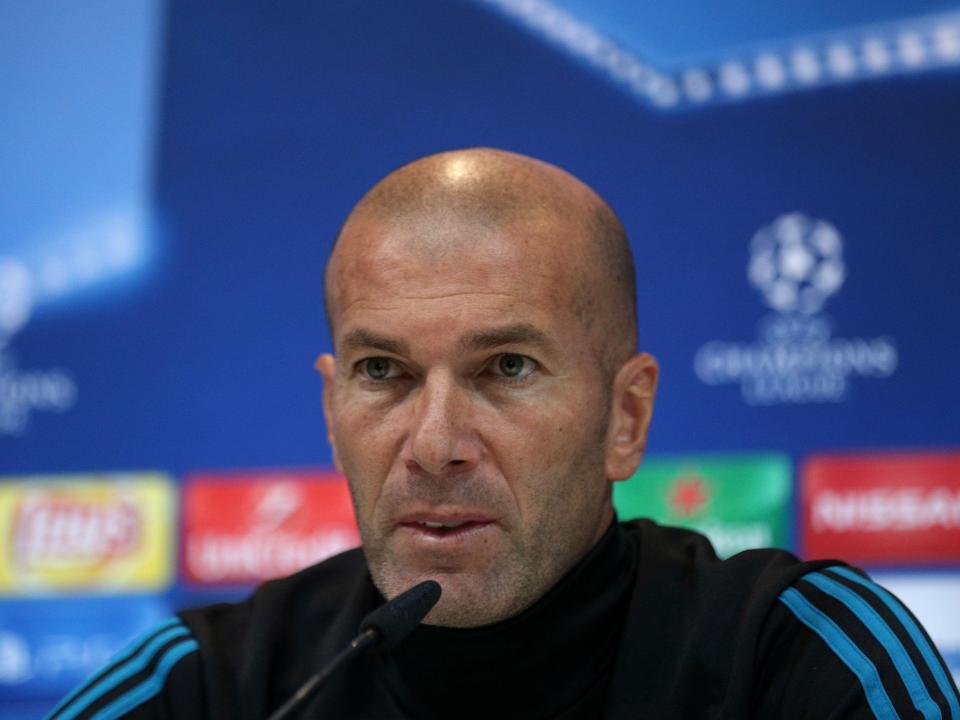 Guti disse estar preparado para treinar o Real e Zidane já reagiu