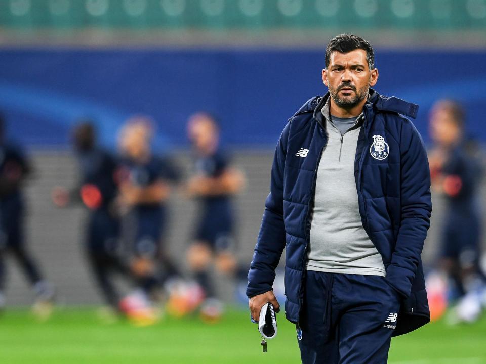 FC Porto já prepara o clássico