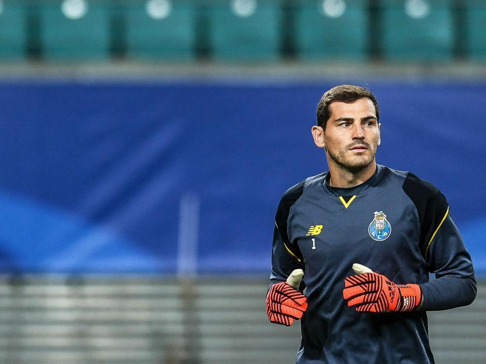 Casillas: «Contactaram-me para jogar em França, mas estou feliz aqui»
