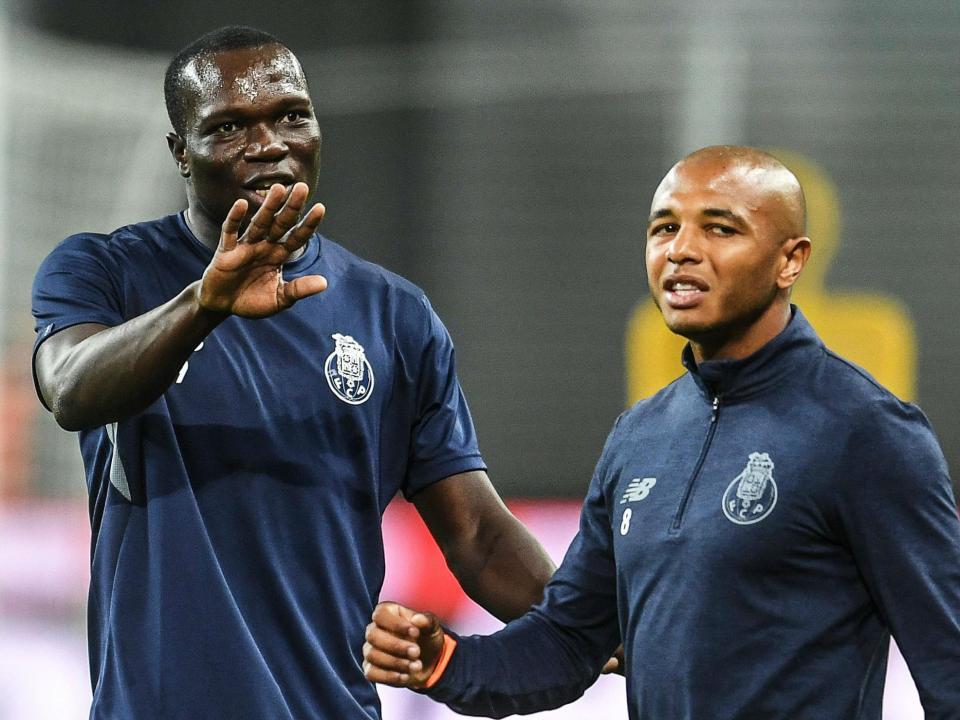 FC Porto: Ricardo, Danilo e Aboubakar falham treino antes do Estoril
