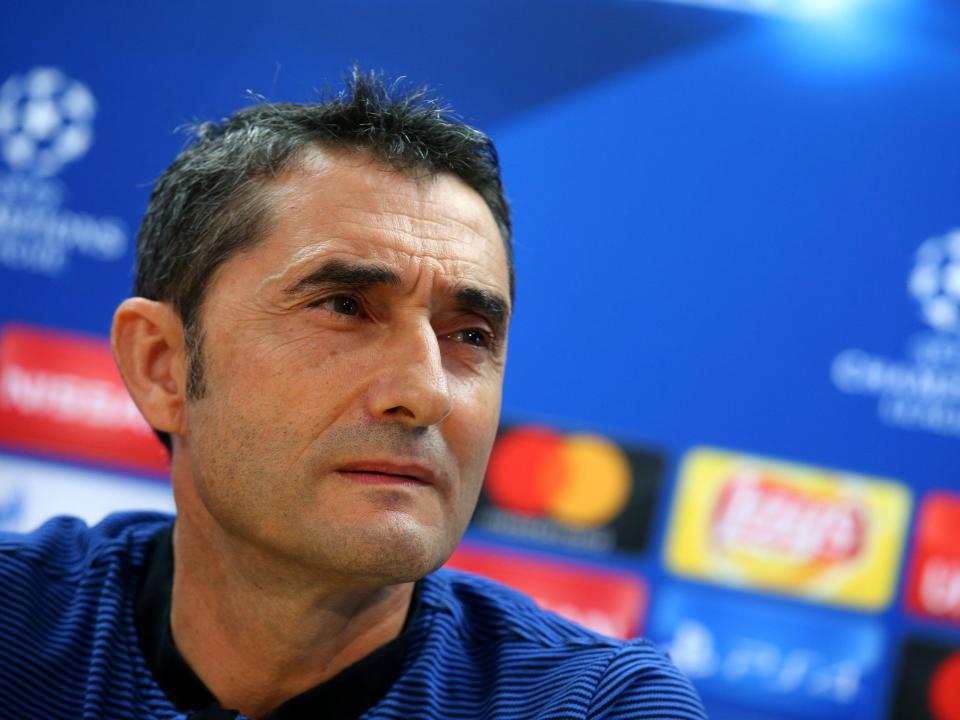 Valverde e o Sporting: «Se vai jogar Messi ou não, vamos ver»