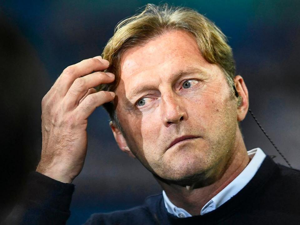 OFICIAL: treinador do Leipzig apresenta demissão