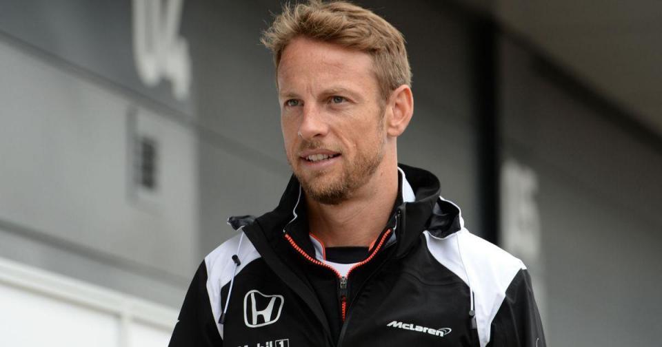 """Jenson Button: """"A McLaren está a ter um arranque de época dececionante"""""""
