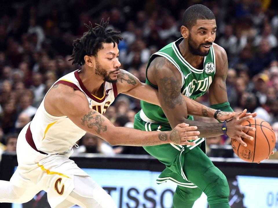 NBA: Celtics vencem Cavs, apesar de triplo duplo de Lebron