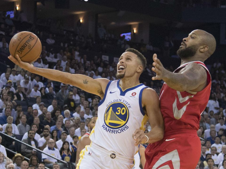 NBA: Warriors e Rockets marcam encontro na final
