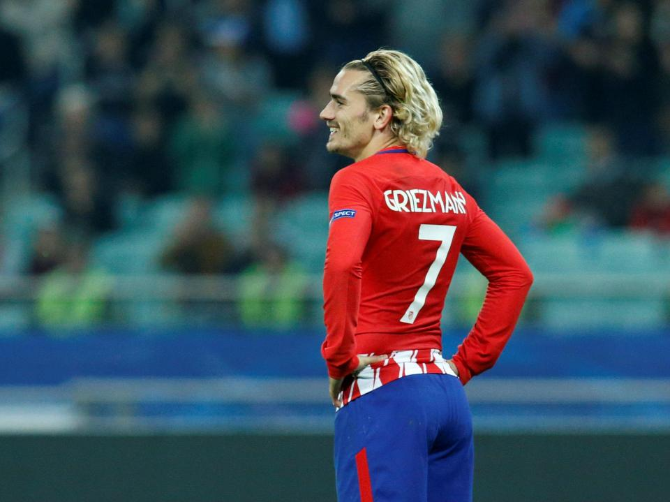 FIFA confirma queixa do At. Madrid por Griezmann