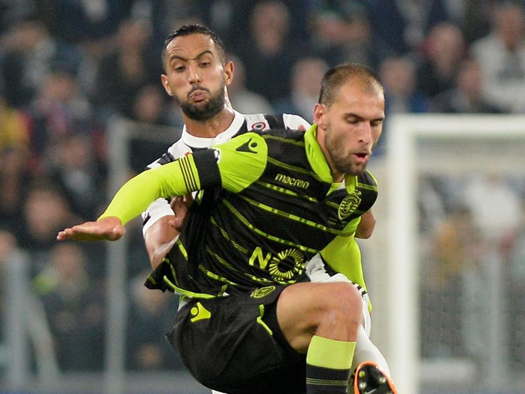 LC: Juventus-Sporting, 2-1 (resultado final)