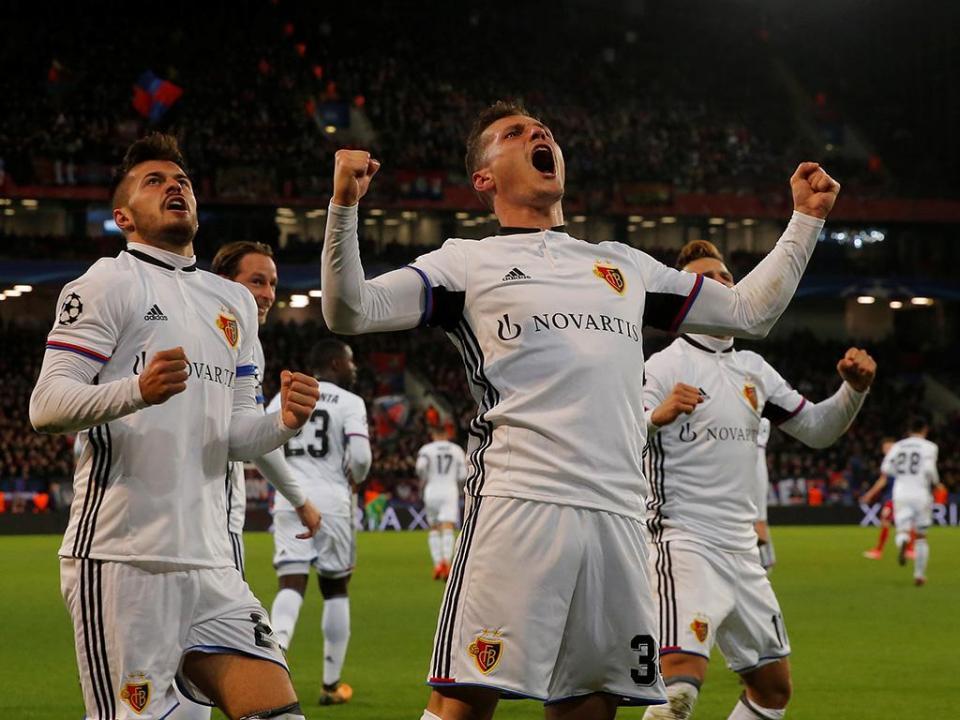 Atenção Benfica: Basileia nas meias-finais da Taça