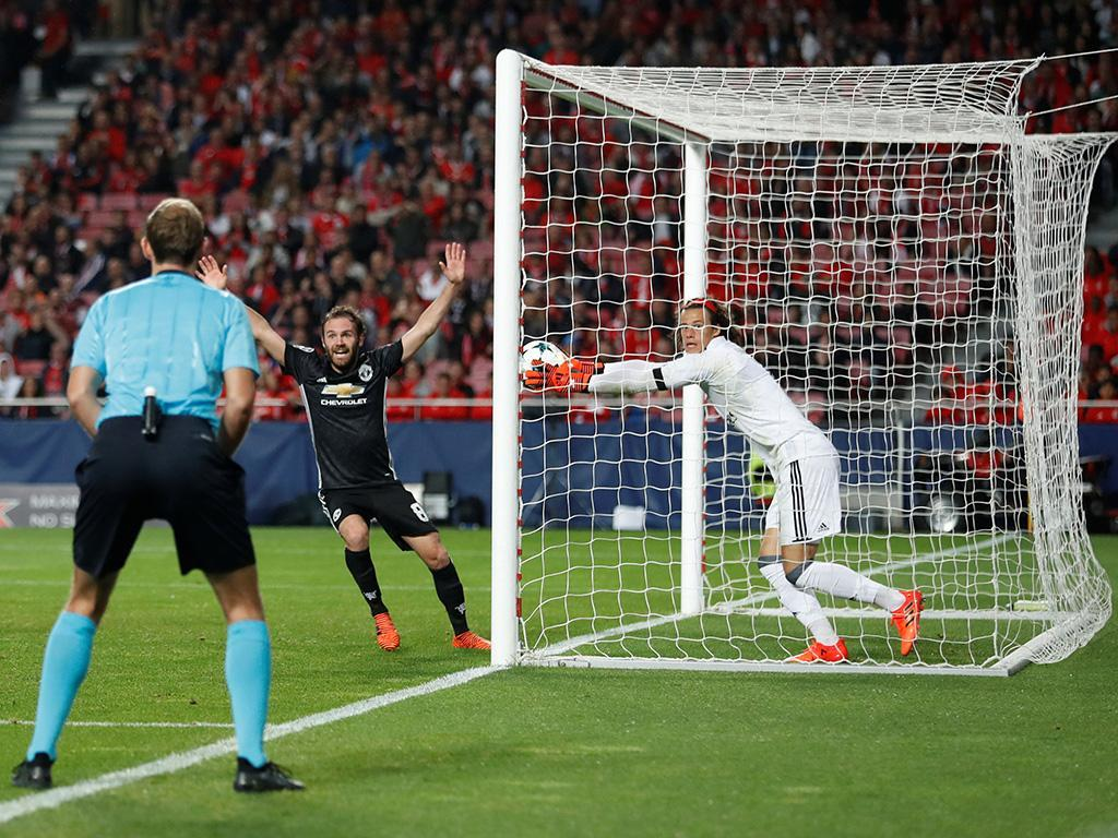 LC: Benfica-Manchester United, 0-1 (destaques)