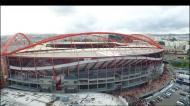 E-mails: Polícia Judiciária faz buscas no Estádio da Luz