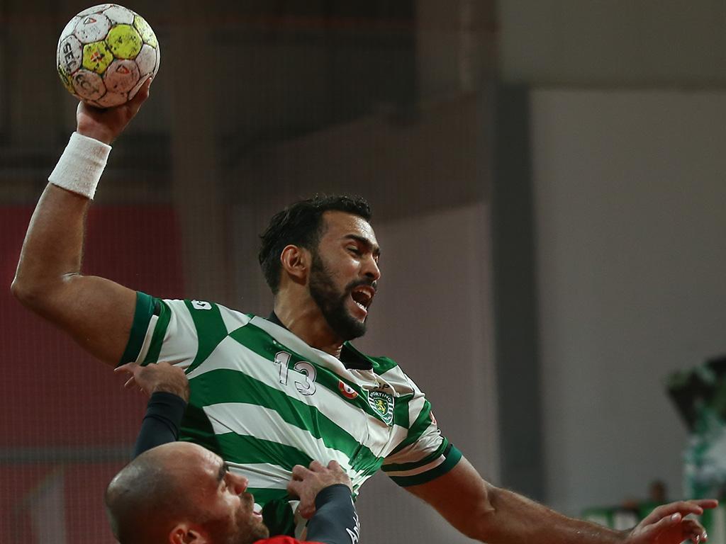 Andebol: vitórias gordas de Sporting e Benfica