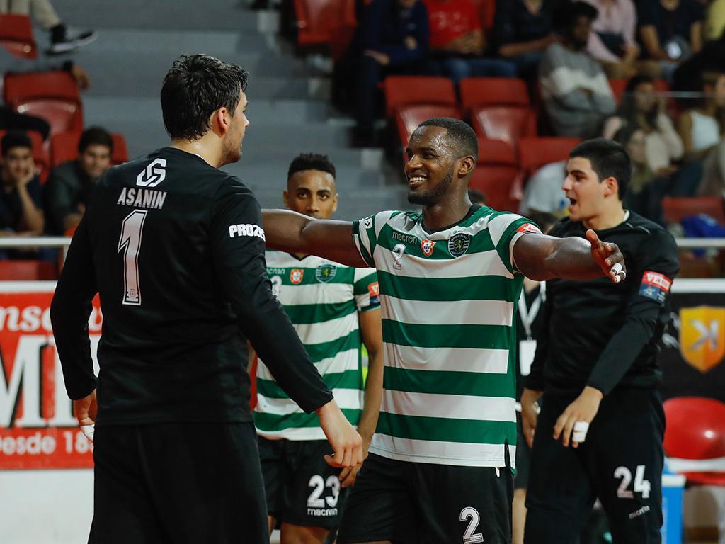 Sporting fecha participação na Liga dos Campeões de andebol a vencer