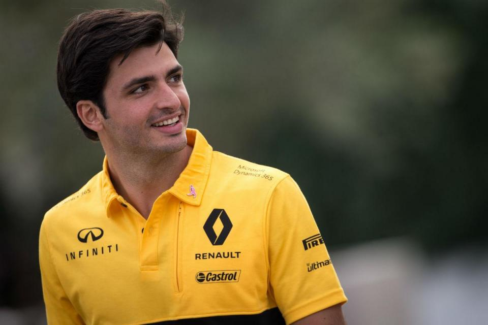A carta de Sainz Jr. ao pai vencedor do Dakar