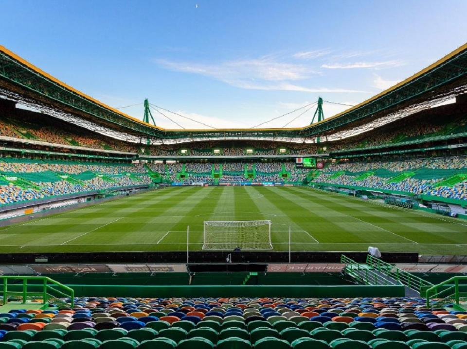 Liga: Tiago Martins apita Sporting-Moreirense