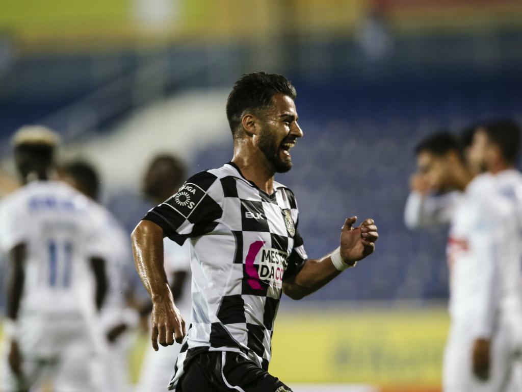 Estoril-Boavista, 0-3 (resultado final)