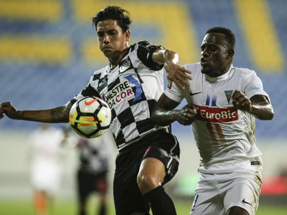 VÍDEO: Renato Santos bisa, Boavista chega ao 3-1
