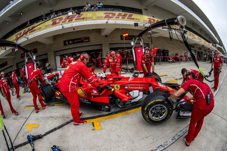 Ferrari volta a ser a equipa que mais dinheiro recebe da F1