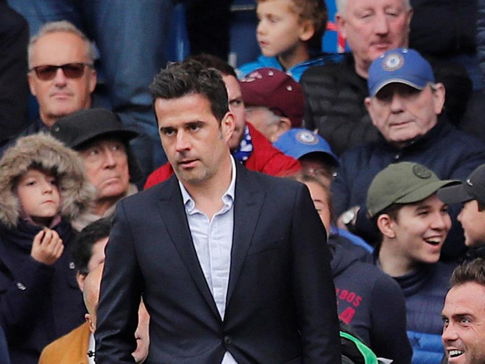 Marco Silva: «Everton? É o momento para a direção e os donos falarem»