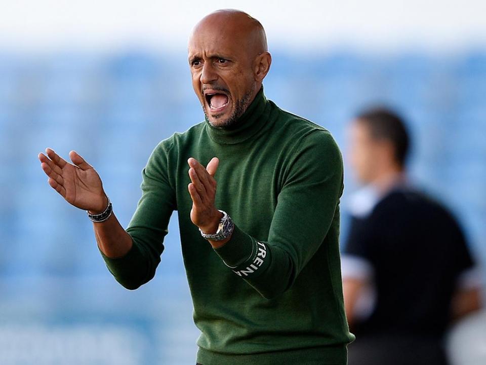 Miguel Cardoso cita Valdano para explicar ideia de jogo do Rio Ave