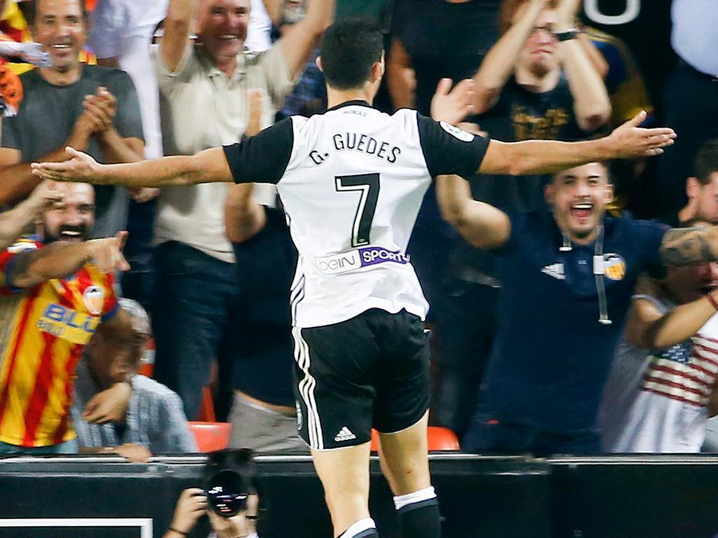 Marcelino: «Guedes seria um jogador muito bom para o Valência»