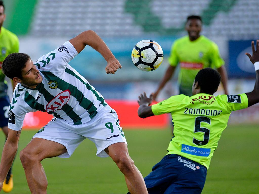 Vitória de Setúbal-Marítimo, 3-1 — Resultado final