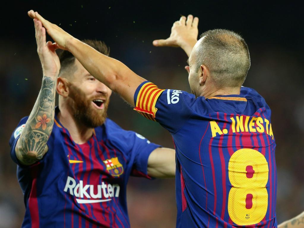 Barcelona vence o Málaga e segue soberano na La Liga