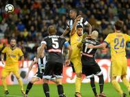 Udinese-Juventus (Reuters)