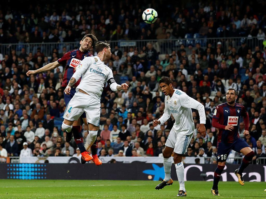 Marcelo marca um golaço e Real Madrid vence o Eibar