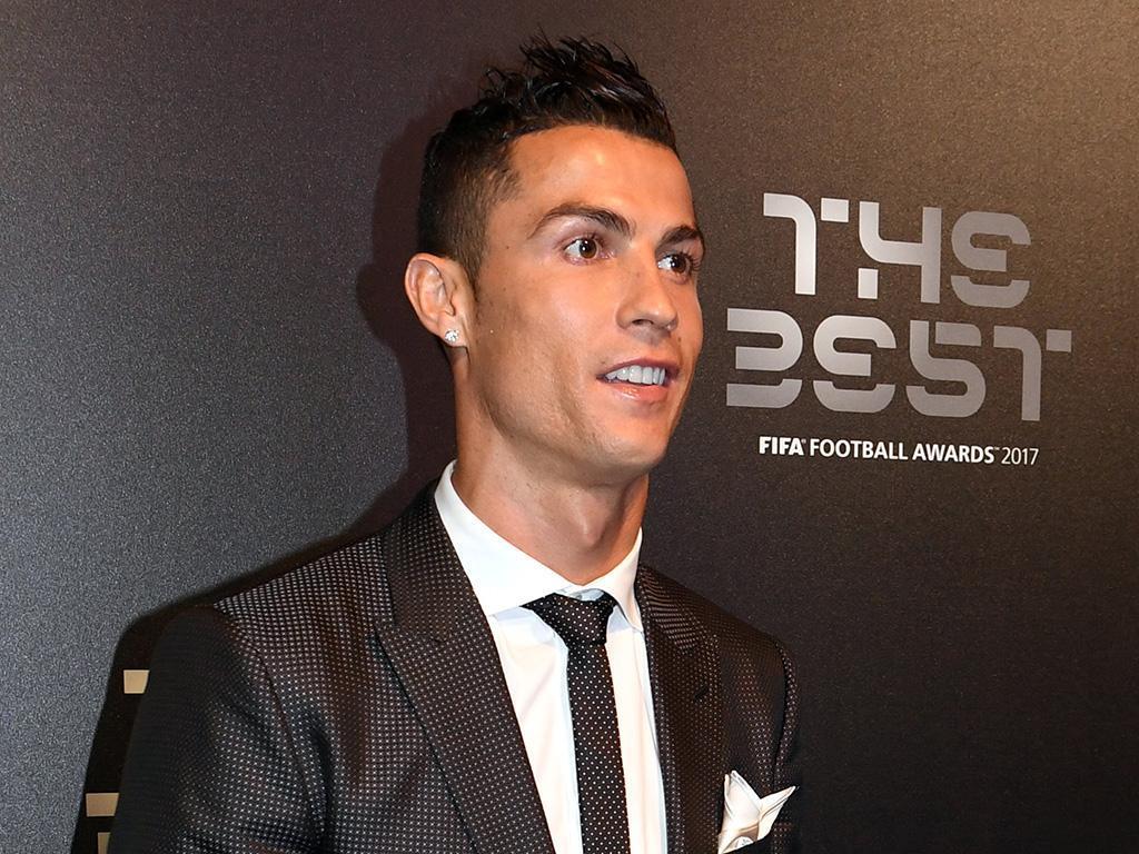 PRÉMIOS FIFA: CRISTIANO RONALDO É O THE BEST 2017