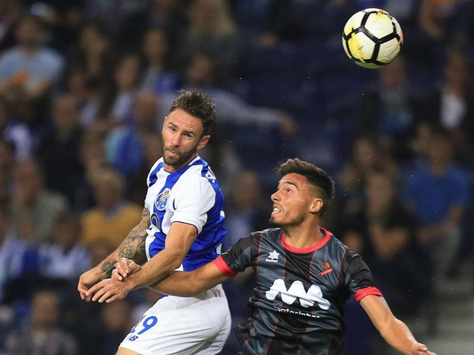 FC Porto: Layún vendido ao Villarreal