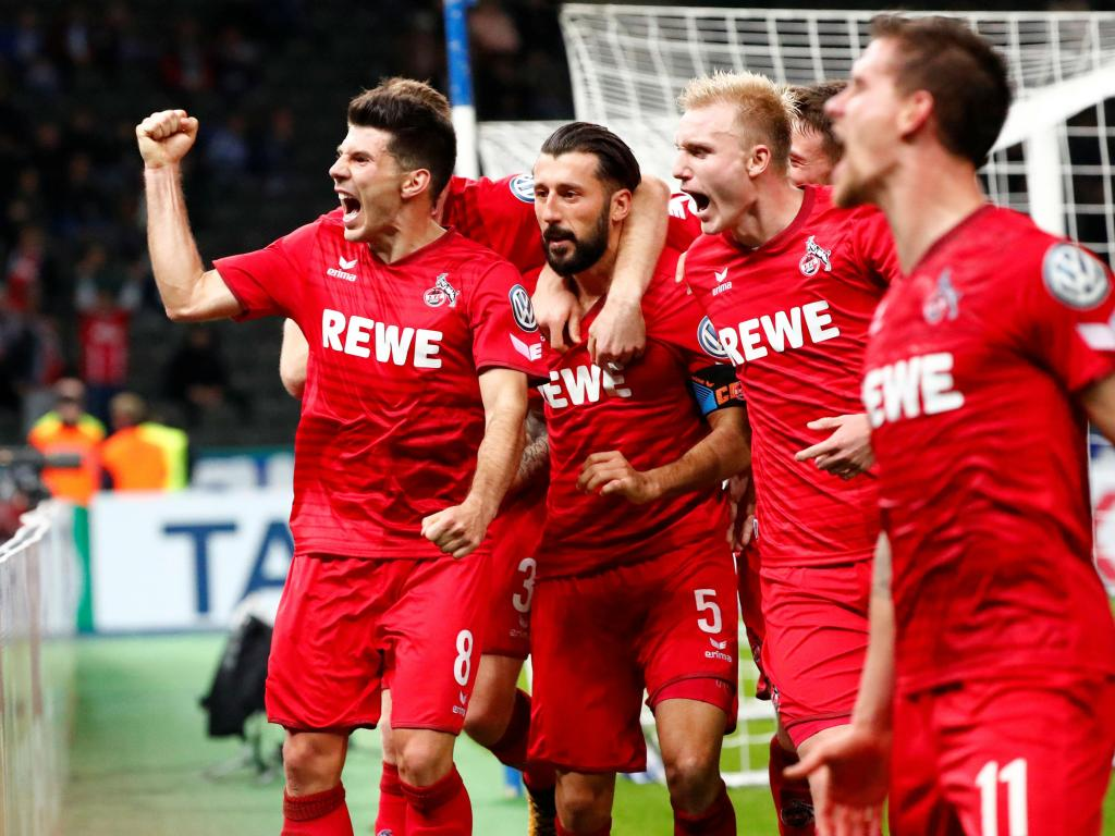Taça da Alemanha: Spalvis marca na derrota do Kaiserslautern (vídeo)