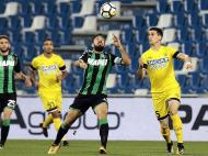 Sassuolo-Udinese (Lusa)