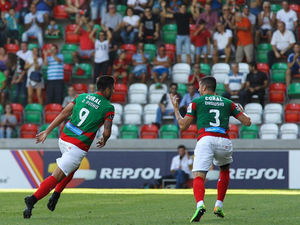 VÍDEO: este golaço foi eleito o melhor de outubro na Liga portuguesa