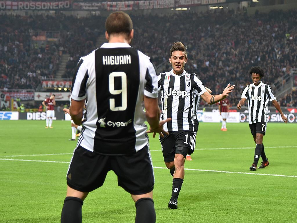 Higuaín resgata empate à Juve perante Sporting e Gelson em grande